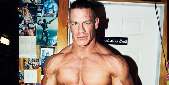 John Cena's World
