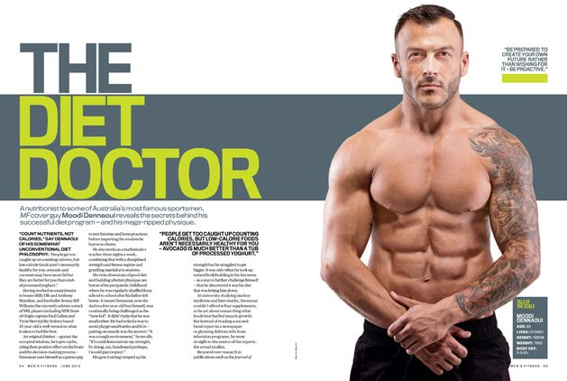 The Diet Doctor is in...and so are carbs - Men's Fitness ...