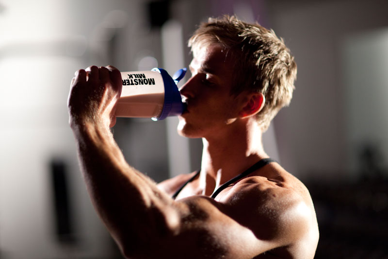 Protein Before Bed?
