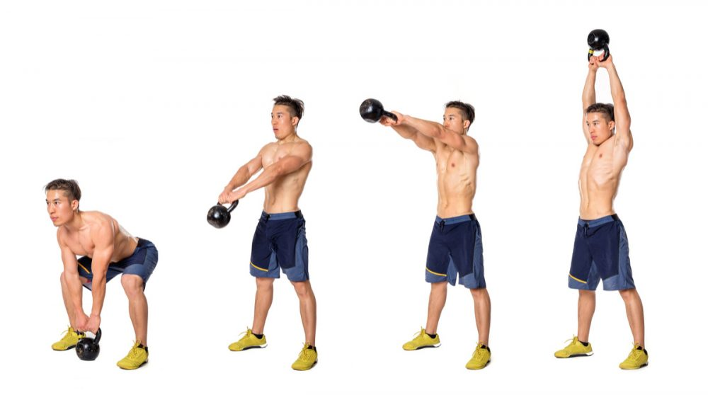 Kettlebells Workout: Build Iron Strength