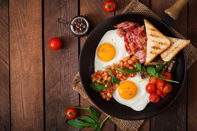 Breakfast Improvement: Be your Best