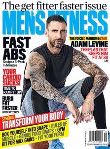 Cover Men's Fitness