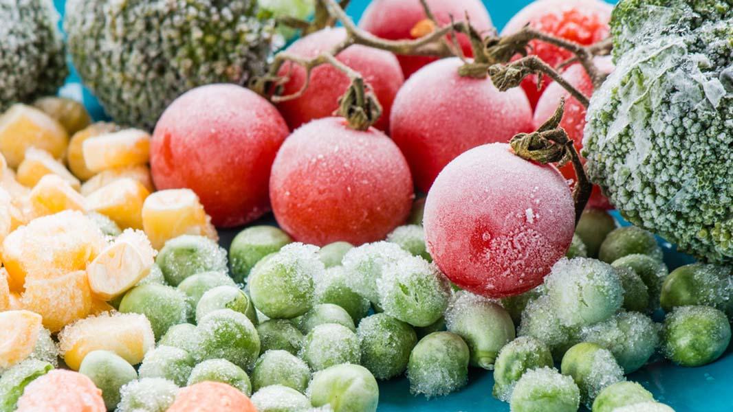 Healthy Frozen Assets: The Good Stuff