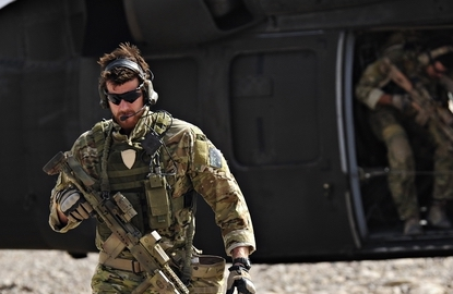 Fit to Fight: How Does Victoria Cross recipient Ben Roberts-Smith stay fit?